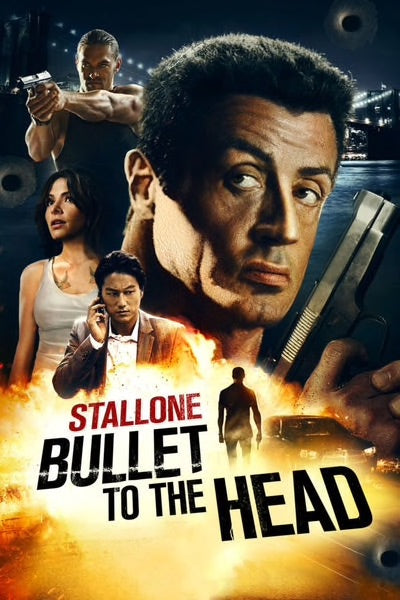 Bullet To The Head (2013) Vudu or Movies Anywhere HD code