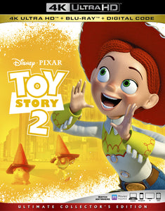 Toy Story 2 (1999: Ports Via MA) iTunes 4K code
