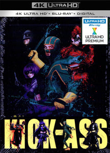Kick-Ass (2010) Vudu 4K or iTunes 4K code