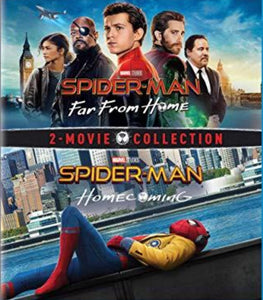 Spider-Man: Homecoming (2017) and Spider-Man: Far From Home (2019) Bundle Vudu or Movies Anywhere HD code