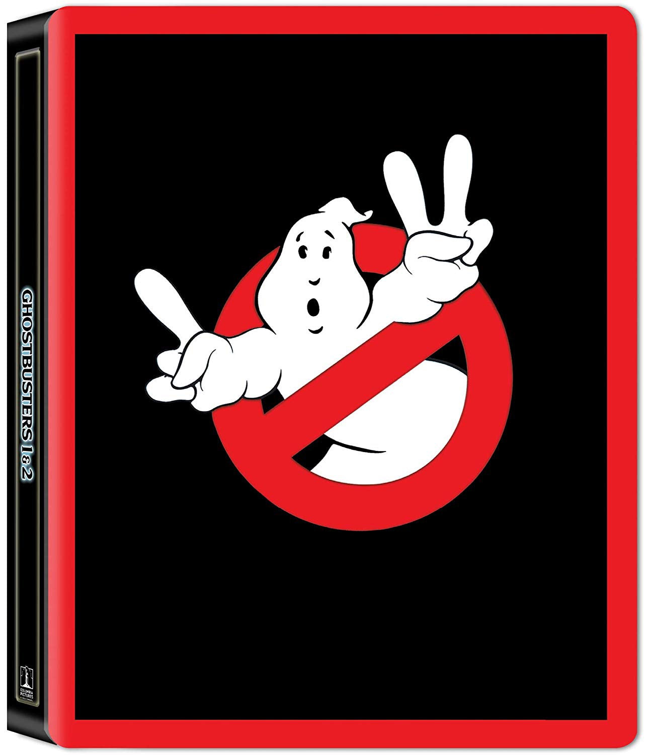 Ghostbusters 1 and 2 Vudu or Movies Anywhere 4K code