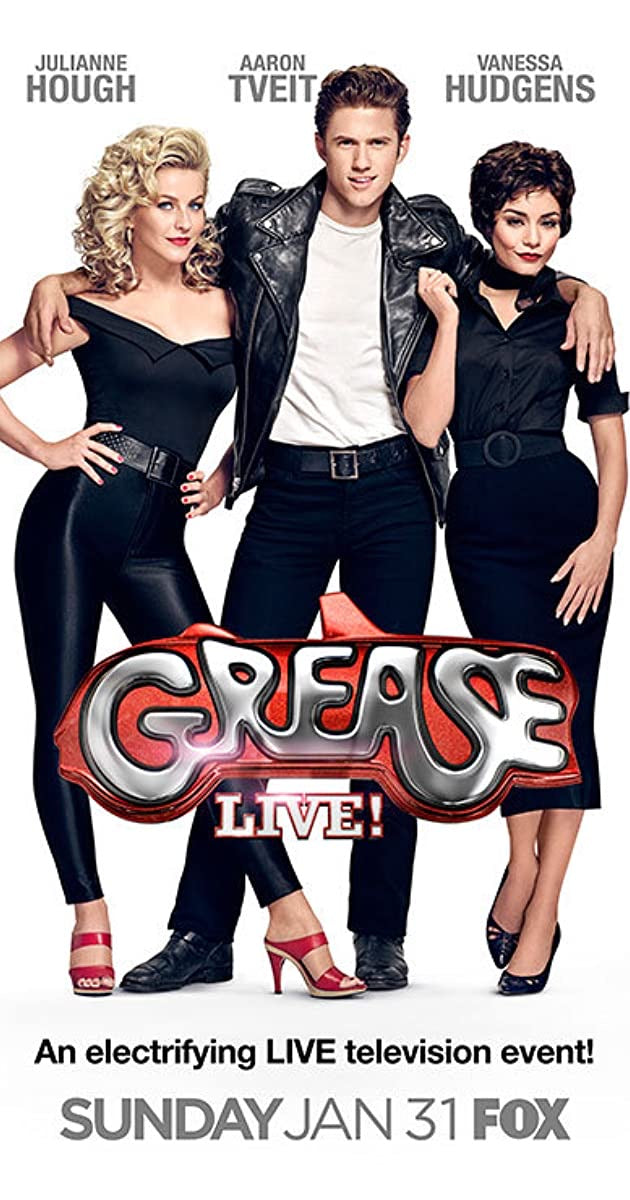 Grease: Live! (2016) iTunes HD redemption only