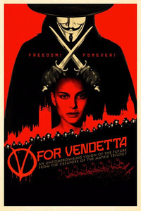 V for Vendetta (2006) Vudu HD code