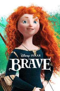 Brave (2012) Vudu or Movies Anywhere HD redemption only