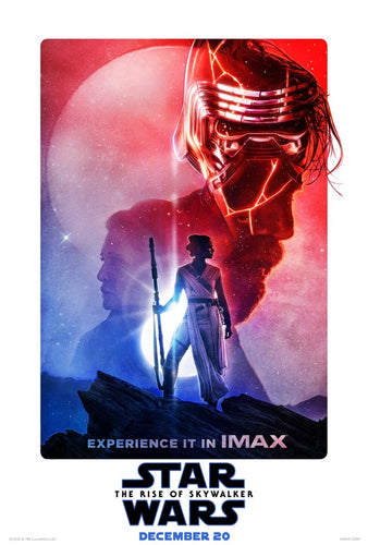 Star Wars: The Rise of Skywalker (2019) Vudu or Movies Anywhere HD redemption only