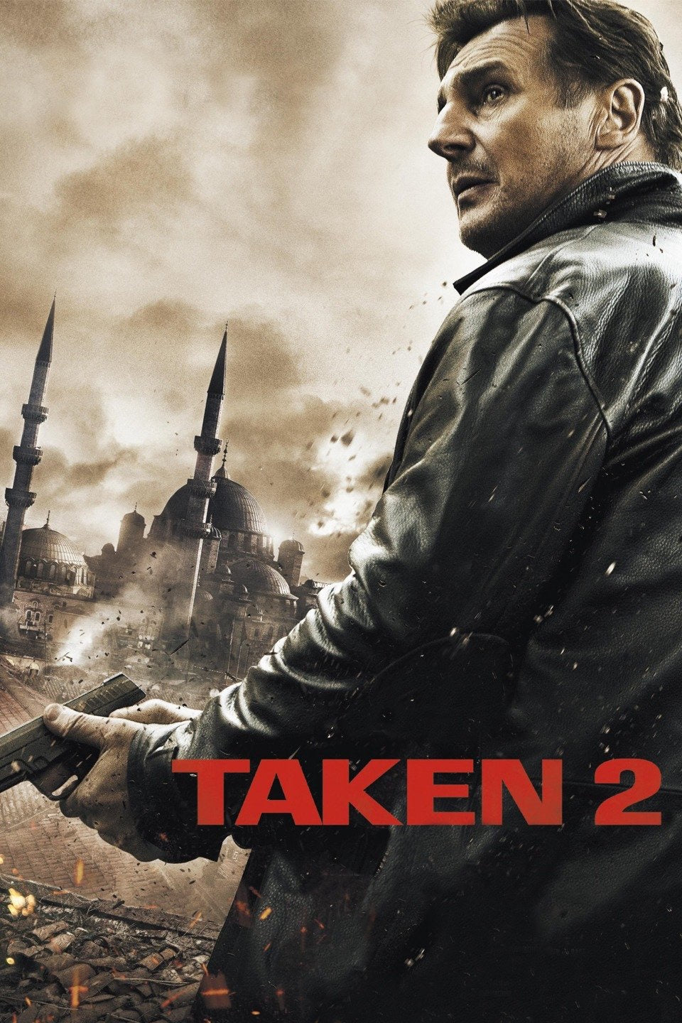 Taken 2 (2012) Vudu or Movies Anywhere HD code