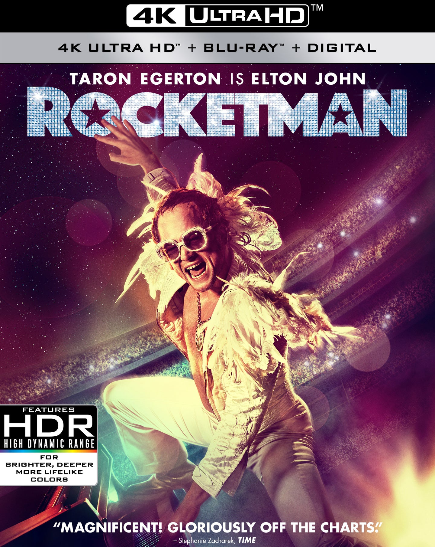 Rocketman (2019) Vudu 4K redemption only