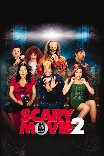Scary Movie 2 (2001) Vudu HD or iTunes HD code