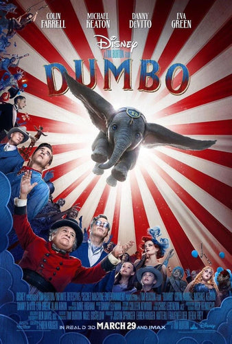 Dumbo (2019) Google Play HD code