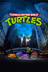 Teenage Mutant Ninja Turtles (1990) Vudu or Movies Anywhere HD code