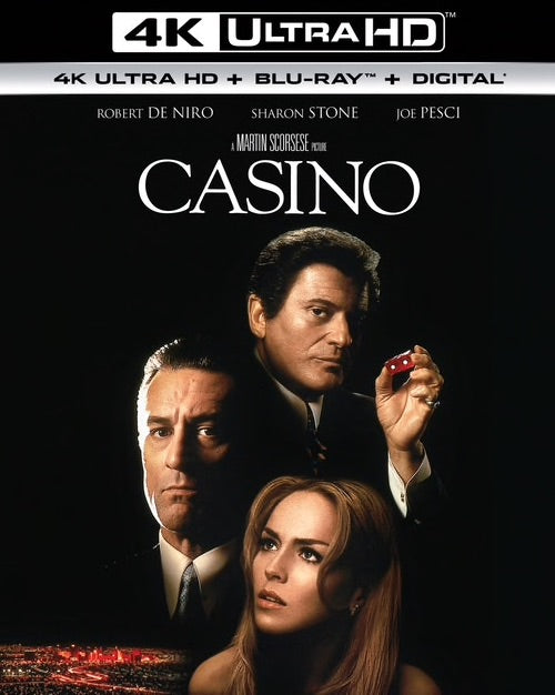 Casino (1995) Vudu or Movies Anywhere 4K code