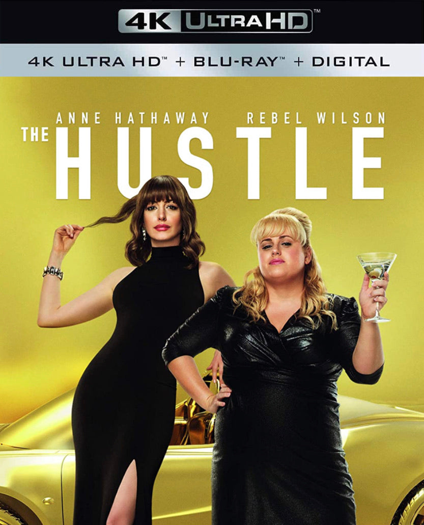 The Hustle (2019) iTunes 4K code