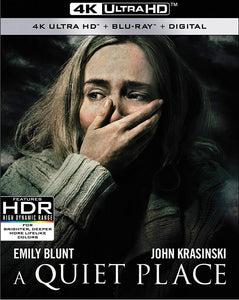 A Quiet Place (2018) iTunes 4K redemption only