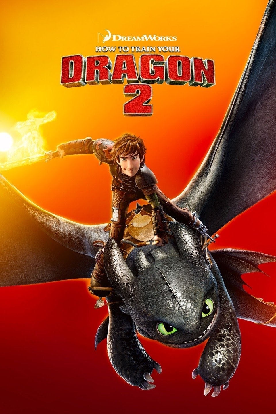 How To Train Your Dragon 2 (2014) Vudu or Movies Anywhere HD code