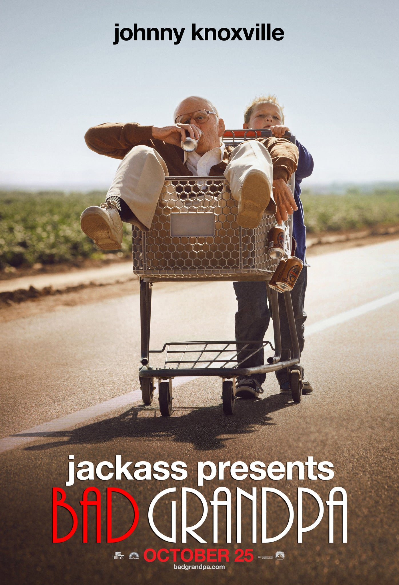 Bad Grandpa (2013) Vudu HD redemption only