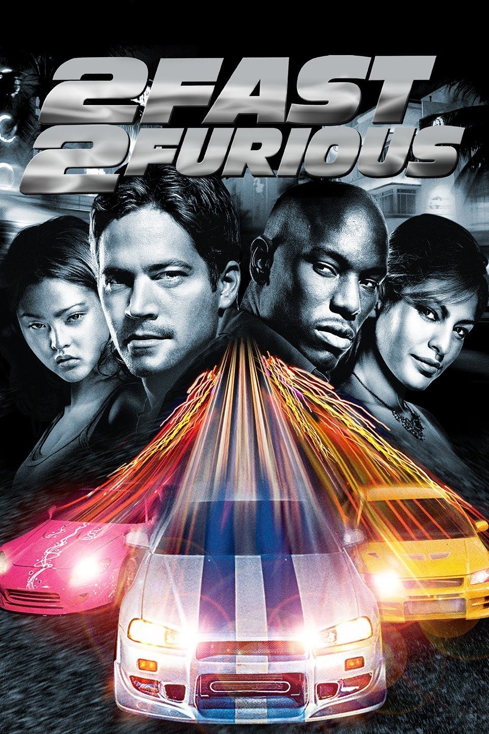 2 Fast 2 Furious (2003) Vudu or Movies Anywhere HD redemption only