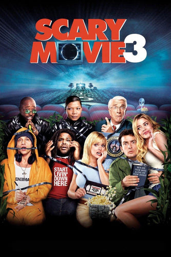 Scary Movie 3 (2003) Vudu HD or iTunes HD code