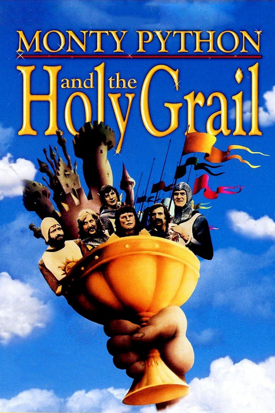 Monty Python and the Holy Grail Vudu HD code