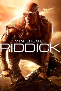 Riddick: Unrated Edition (2013) Vudu or Movies Anywhere HD redemption only