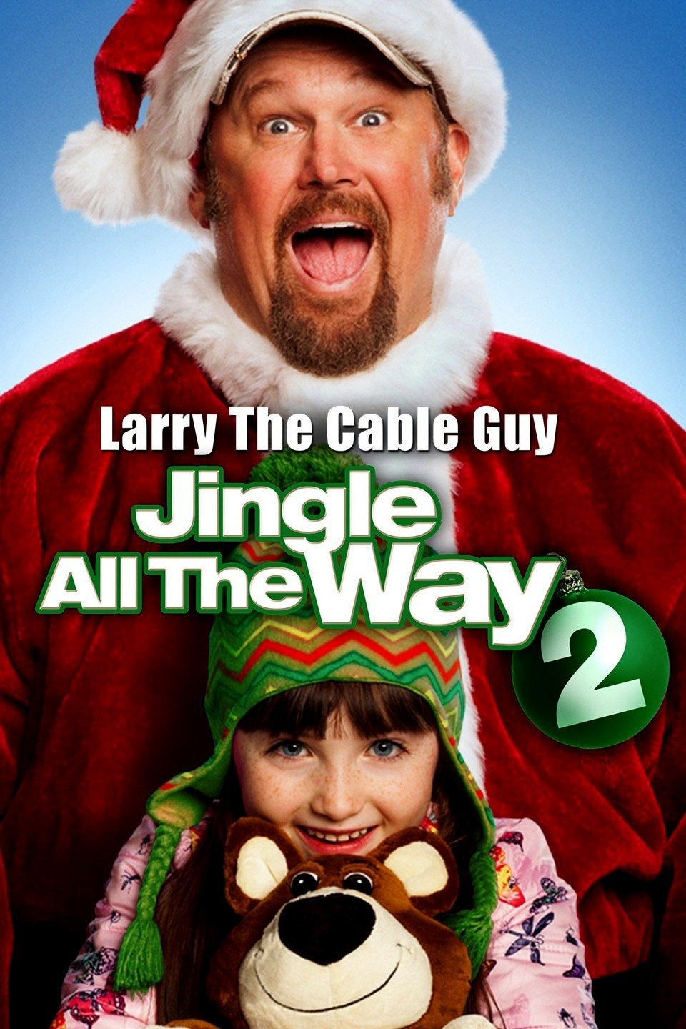Jingle All The Way 2 Vudu or Movies Anywhere HD code