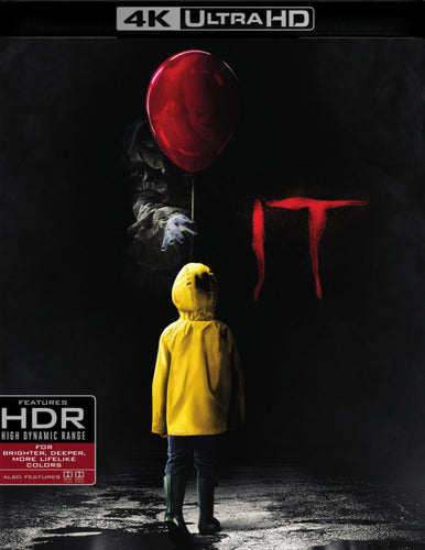 It: Chapter One (2017) Vudu or Movies Anywhere 4K code