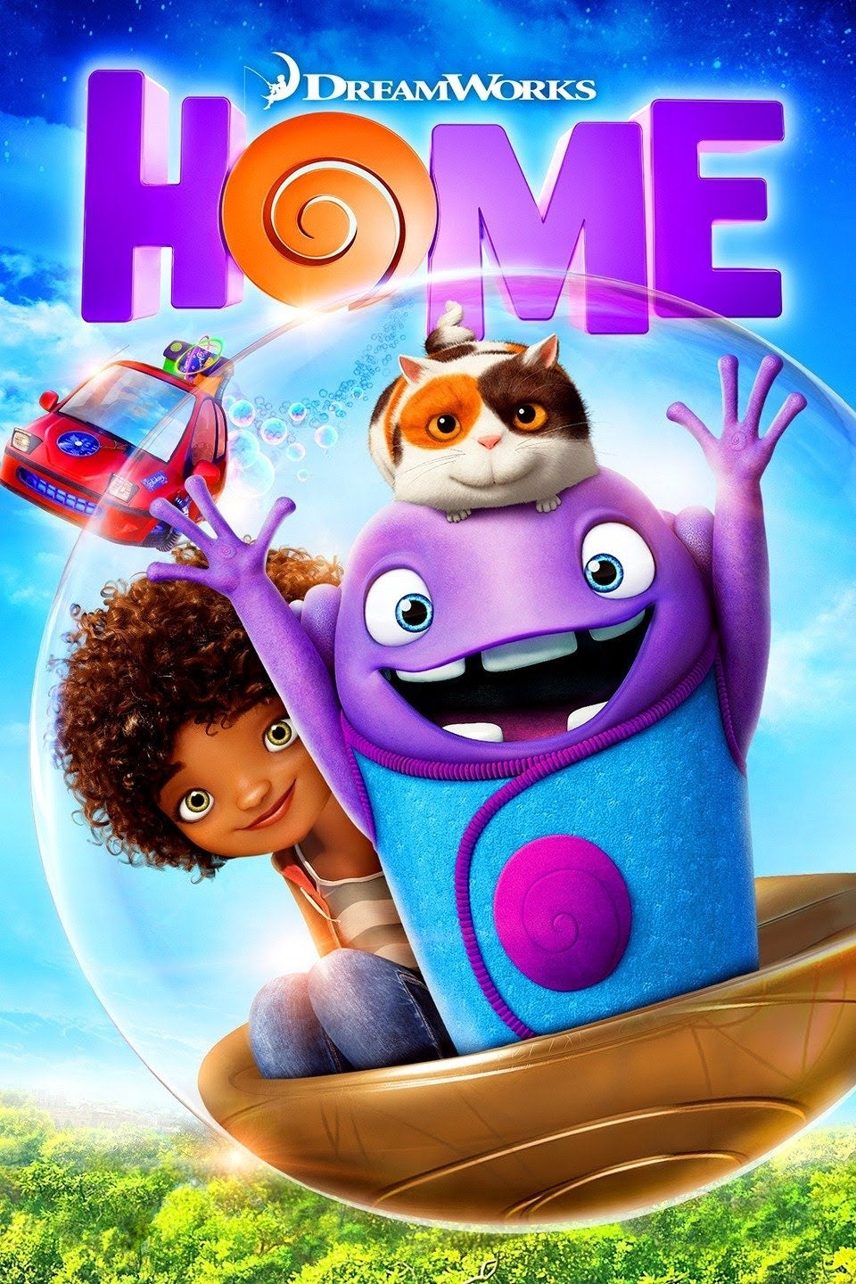 Home (2015) Vudu or Movies Anywhere HD code
