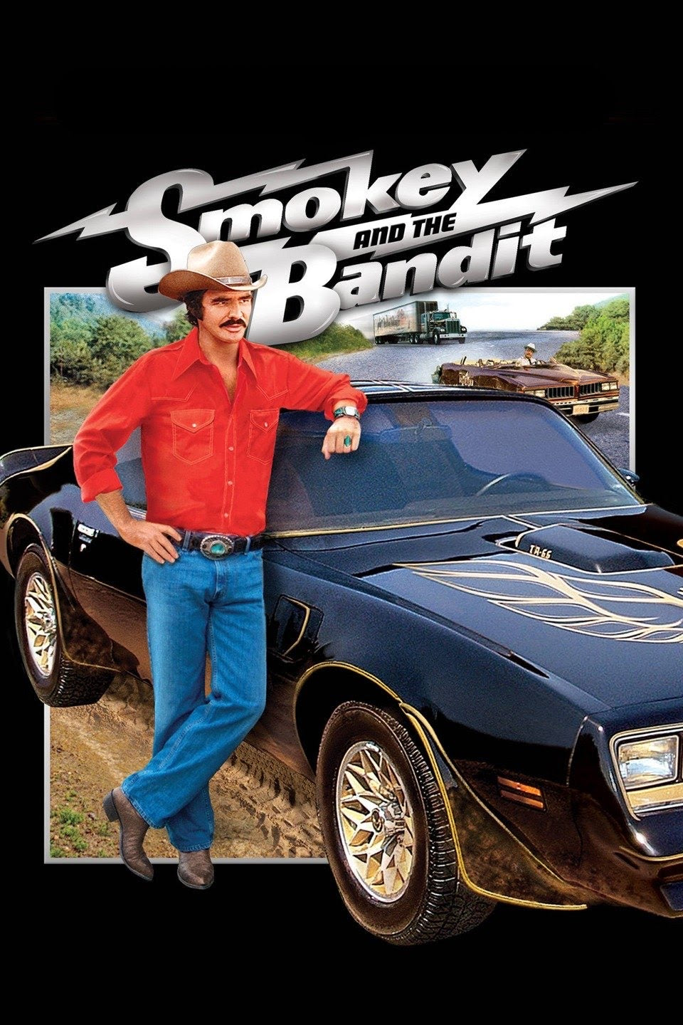 Smokey and the Bandit (1977) Vudu or Movies Anywhere HD code