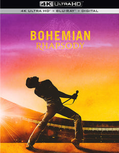 Bohemian Rhapsody (2018) Vudu or Movies Anywhere 4K code