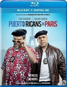 Puerto Ricans in Paris iTunes HD code