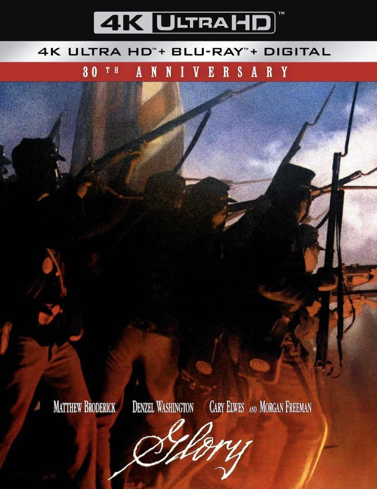 Glory (1989) Movies Anywhere 4K code