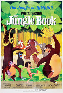 The Jungle Book (1967) Google Play HD redeem only