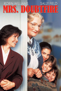 Mrs. Doubtfire (1993) Vudu or Movies Anywhere HD code