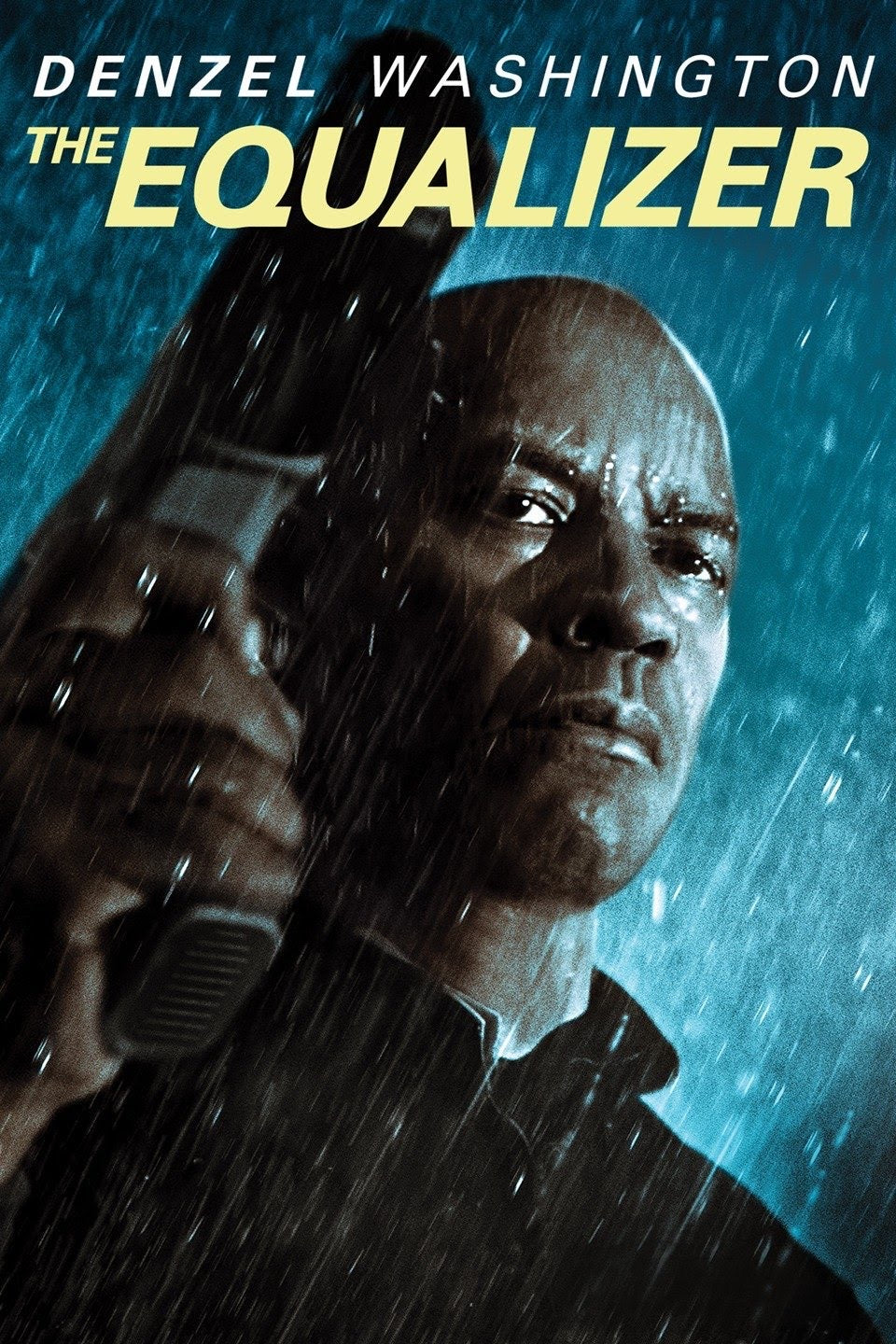 The Equalizer (2014) Vudu or Movies Anywhere HD code
