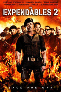 Expendables 2 (2012) Vudu HD redemption only