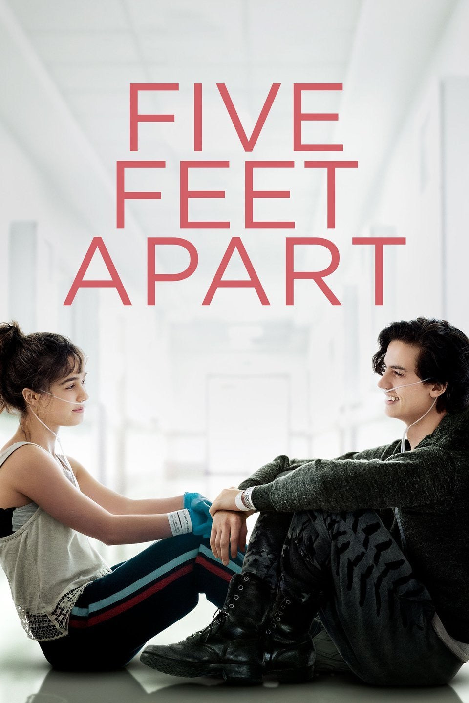 Five Feet Apart Vudu or iTunes HD code