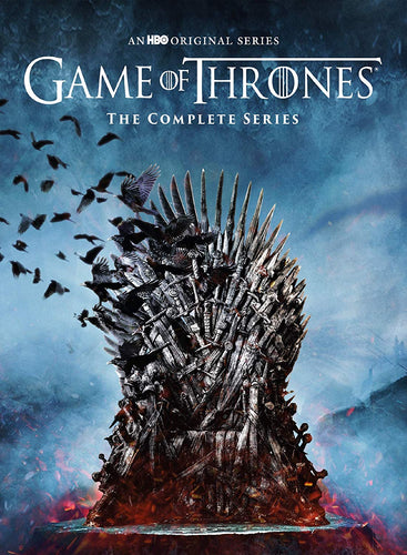 Game of Thrones: The Complete Series iTunes HD redemption only