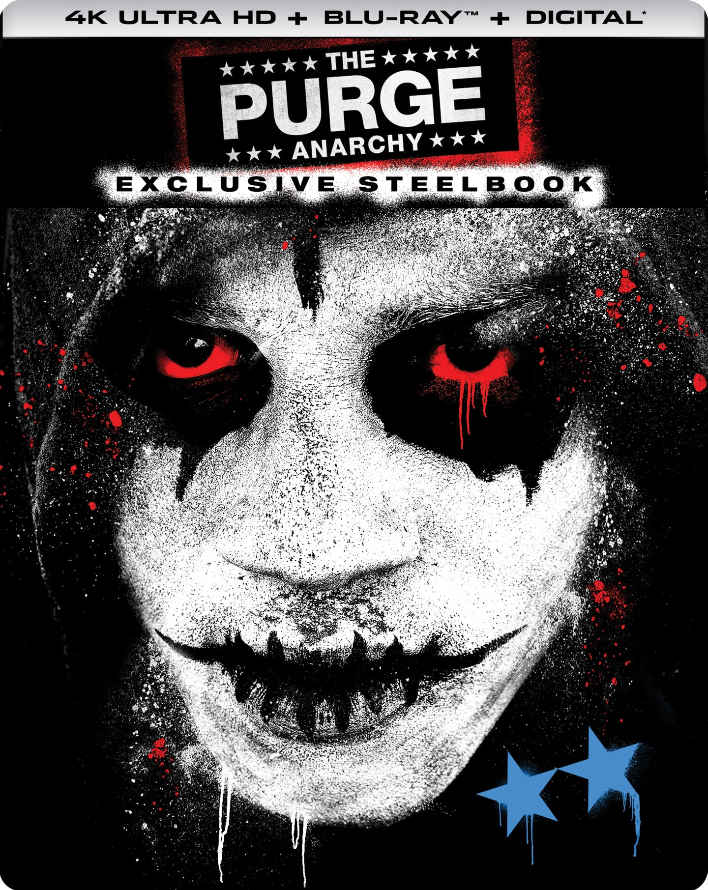 The Purge: Anarchy (2014) iTunes 4K code