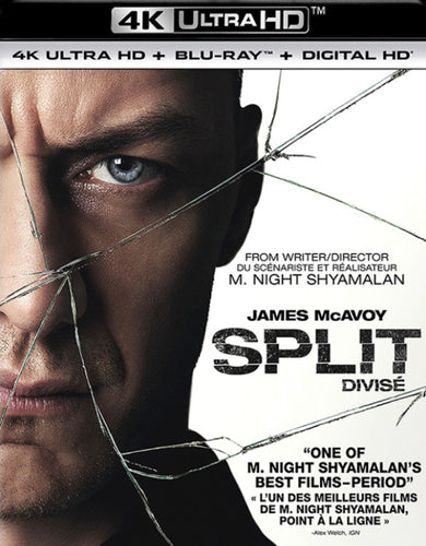Split (2017) iTunes 4K redemption only