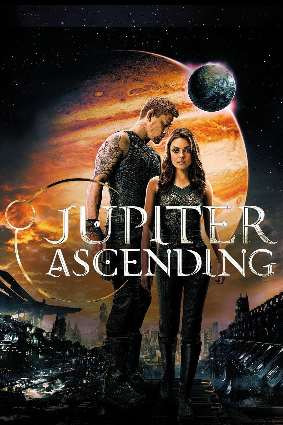 Jupiter Ascending (2015) Vudu or Movies Anywhere HD code