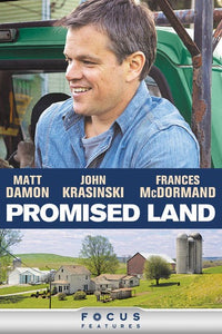 Promised Land iTunes HD redemption only