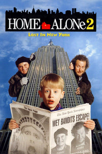Home Alone 2 Lost in New York Vudu or Movies Anywhere HD code