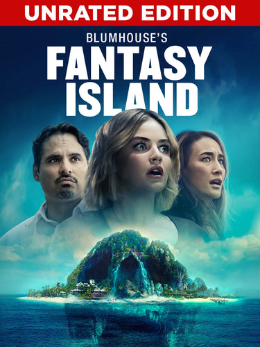 Fantasy Island Unrated (2020) Vudu or Movies Anywhere HD code