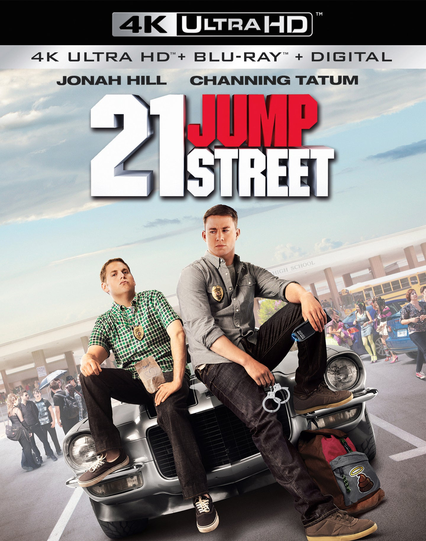 21 Jump Street (2012) Vudu or Movies Anywhere 4K code