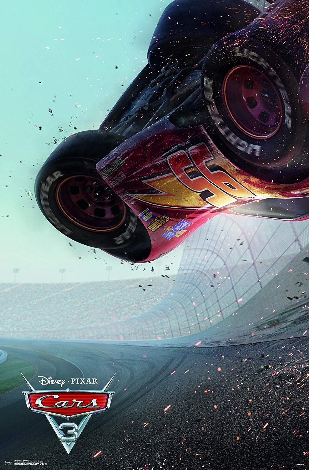 Cars 3 Vudu or Movies Anywhere HD redemption only