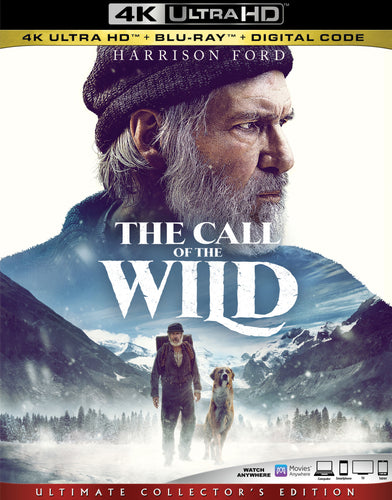 Call of the Wild (2020) Vudu or Movies Anywhere 4K redemption only