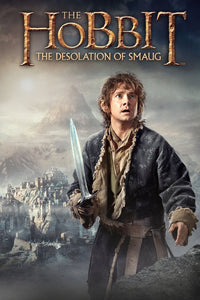 The Hobbit: The Desolation Of Smaug Vudu or Movies Anywhere HD code