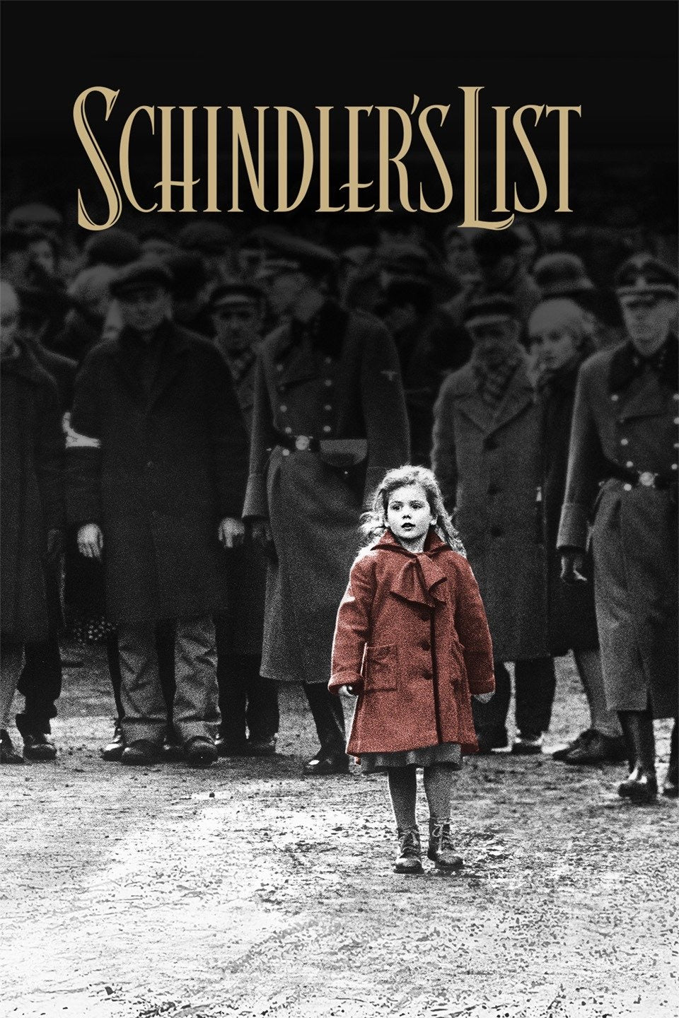 Schindler's List (1994) Vudu or Movies Anywhere HD redemption only