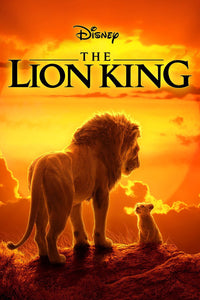 The Lion King (2019) Vudu or Movies Anywhere HD redemption only