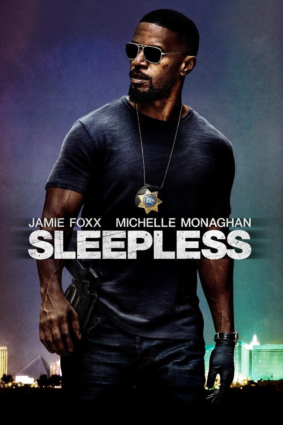 Sleepless (2017: Ports Via MA) iTunes HD redemption only