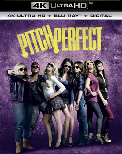 Pitch Perfect (2012) iTunes 4K code